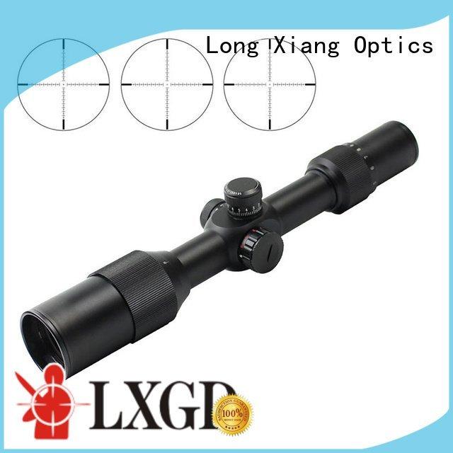 Long Xiang Optics Brand mil hunting first ar hunting scope long