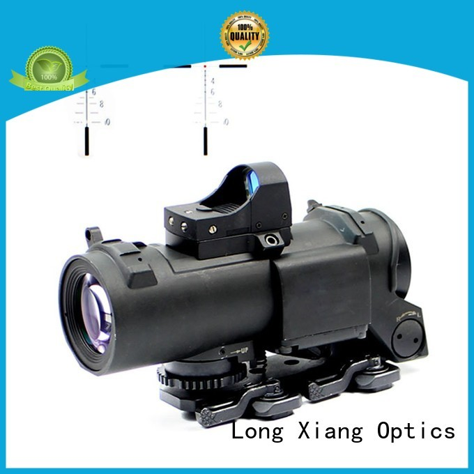 dot triangle drop hunting tactical scopes Long Xiang Optics