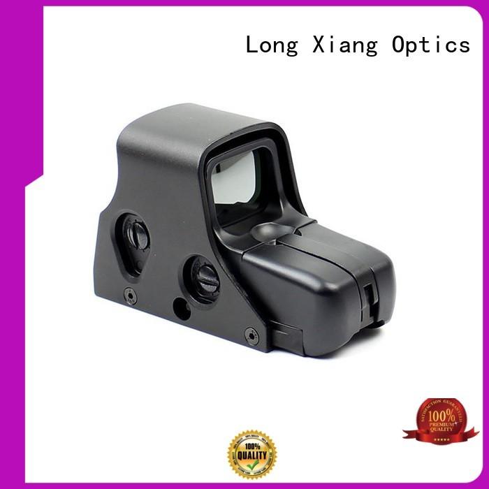 magnifier eotech OEM tactical red dot sight Long Xiang Optics