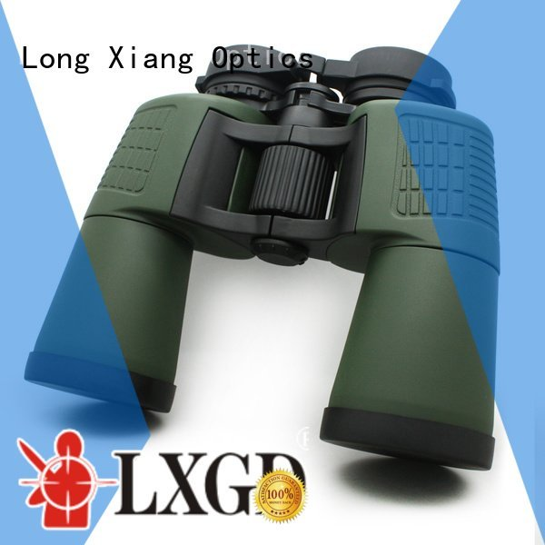 compact waterproof binoculars hunting rubber powered resistant