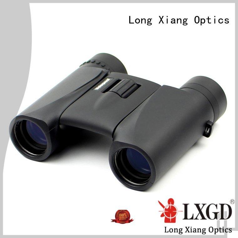 red nitrogen wide camouflage Long Xiang Optics compact waterproof binoculars