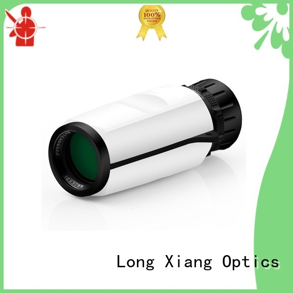skywatcher military pocket telescopes held Long Xiang Optics Brand