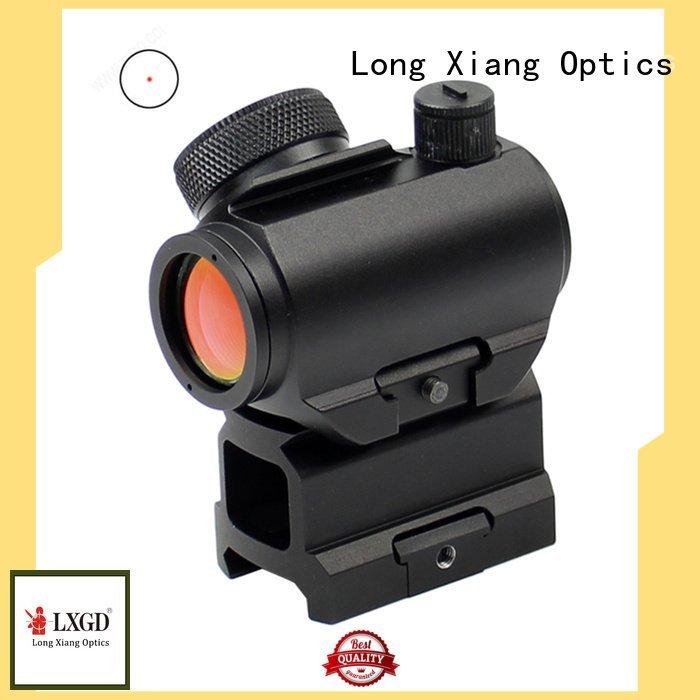 Long Xiang Optics tactical red dot sight m2b rifle lightweight waterproof