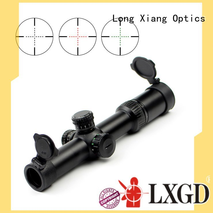 Quality hunting scopes for sale Long Xiang Optics Brand moa ar hunting scope