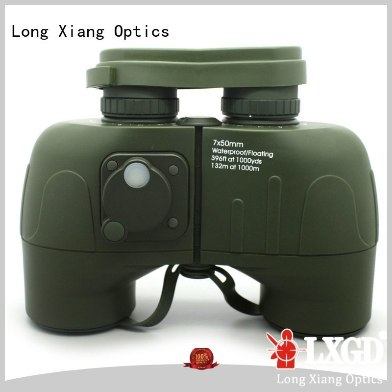 Long Xiang Optics compact nitrogen therapy compact waterproof binoculars prism