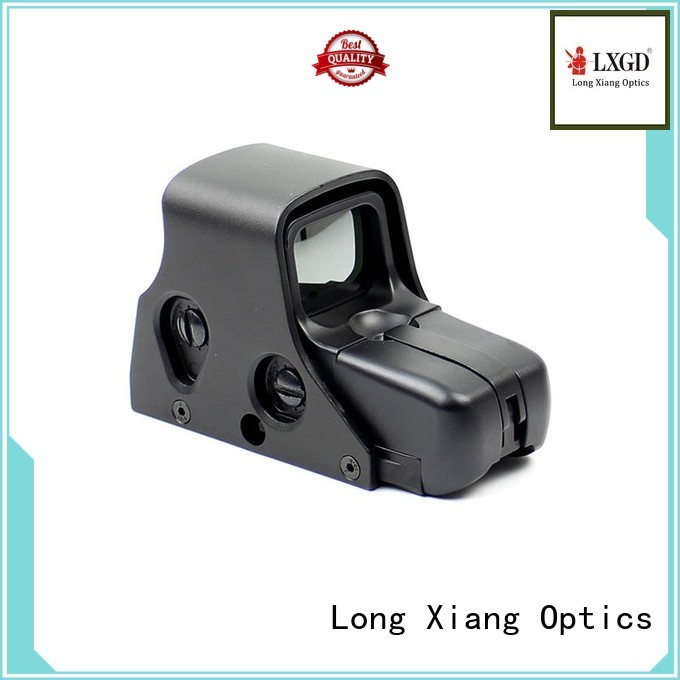 Quality Long Xiang Optics Brand green tactical red dot sight