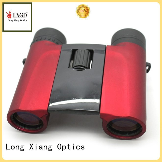 Long Xiang Optics waterproof binoculars fully army resistant foldable