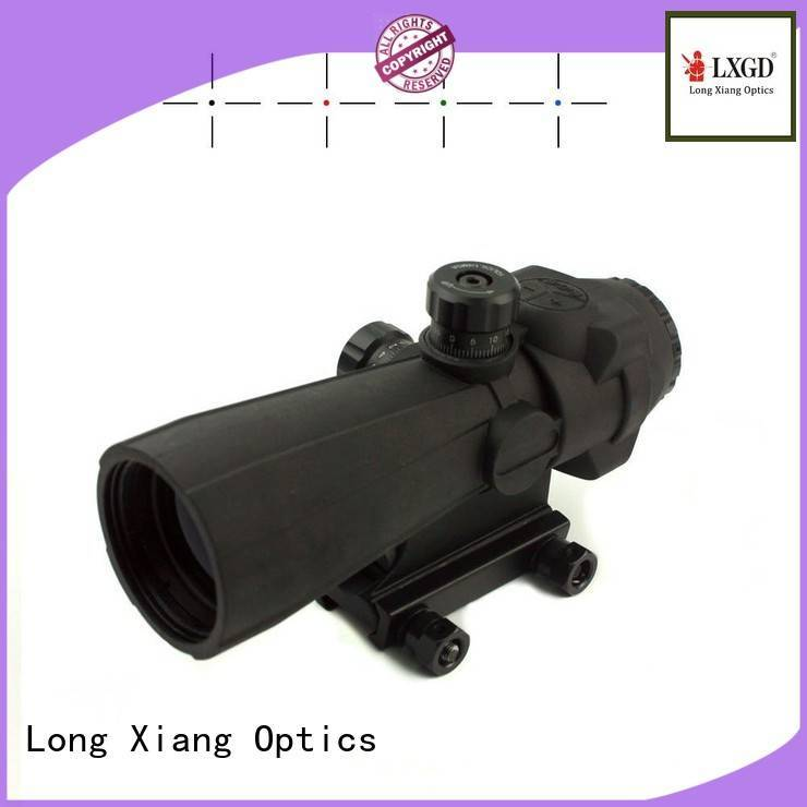 accessories gear wide tactical scopes Long Xiang Optics Brand company