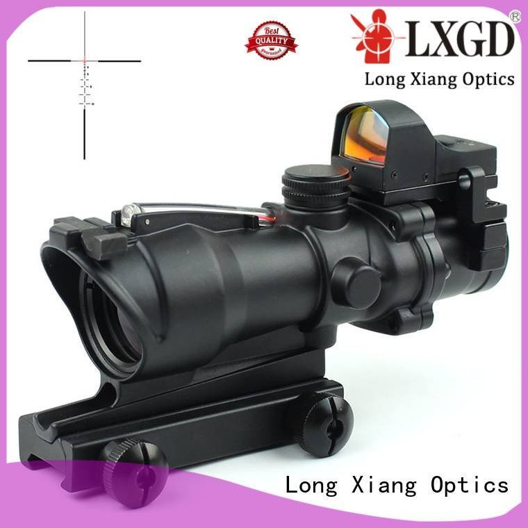 Long Xiang Optics vortex tactical scopes view rail scope rimfire