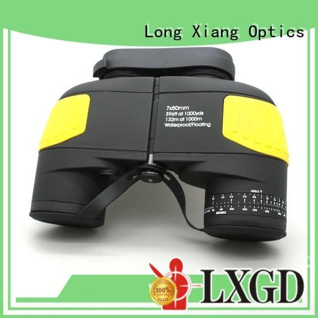 Long Xiang Optics compact waterproof binoculars range daily marine floating