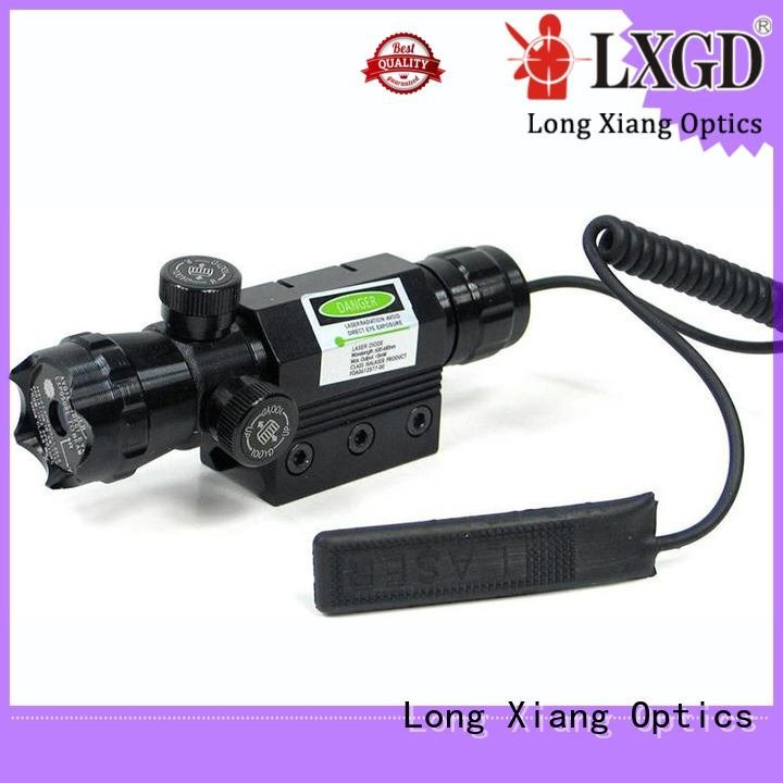 grip multiply tactical flashlight with laser Long Xiang Optics