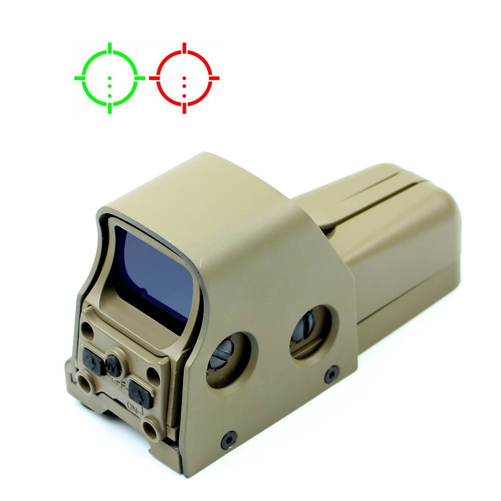 Long Xiang Optics Eotech Red Dot Sight Red And Green Dot  553 Red Dot Sight image7
