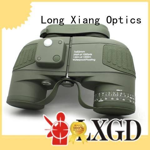 compact waterproof binoculars resistant mil waterproof binoculars Long Xiang Optics Warranty