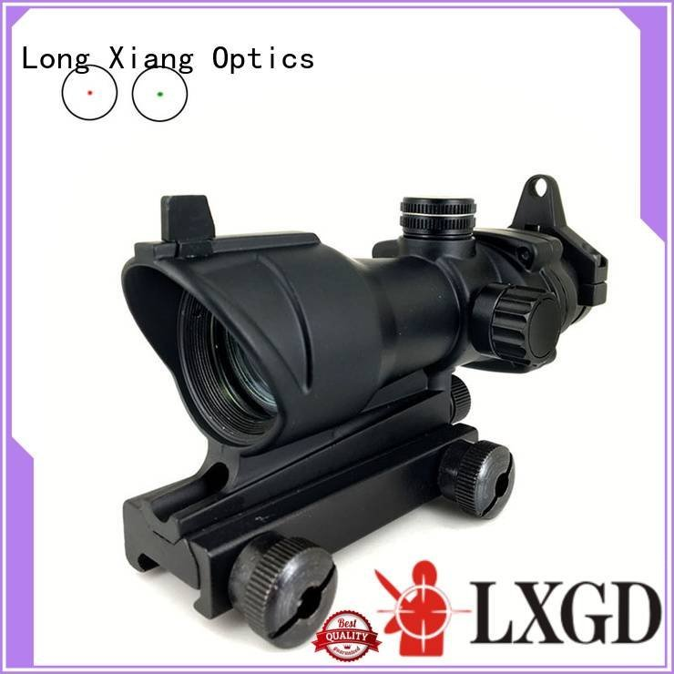 red dot sight reviews red sight tactical red dot sight Long Xiang Optics Warranty