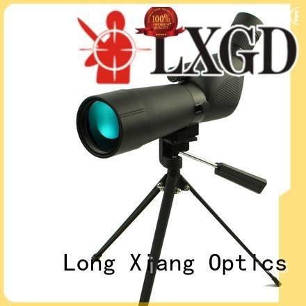 Custom telescopes powered telescopes extendable Long Xiang Optics
