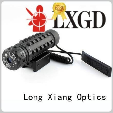 tactical flashlight with laser ar sights tactical laser pointer Long Xiang Optics Warranty