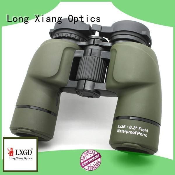 Custom resistant waterproof binoculars range compact waterproof binoculars