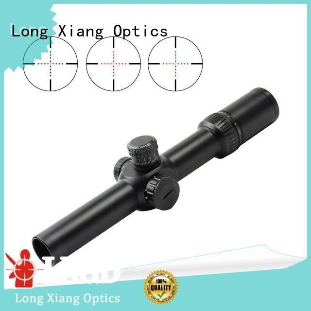 Long Xiang Optics Brand eye dot blue hunting scopes for sale