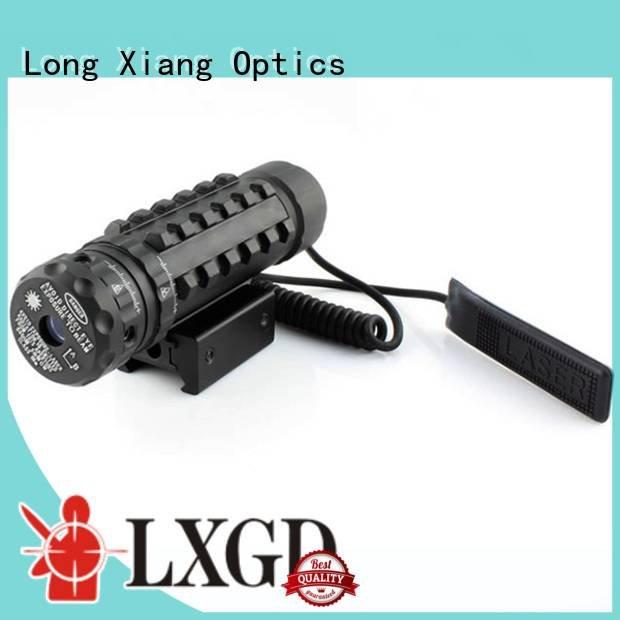 Hot tactical flashlight with laser m92 Long Xiang Optics Brand