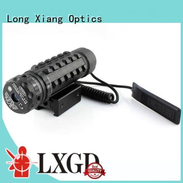 tactical flashlight with laser ar Long Xiang Optics Brand tactical laser pointer