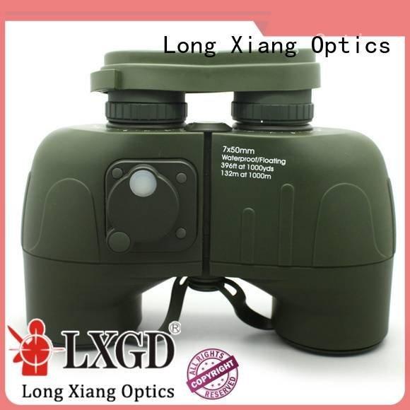 tactical waterproof binoculars Long Xiang Optics compact waterproof binoculars