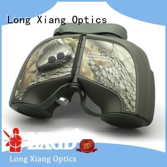 water compact waterproof binoculars Long Xiang Optics Brand