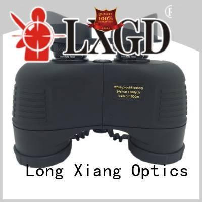 compact waterproof binoculars bath waterproof binoculars Long Xiang Optics Brand