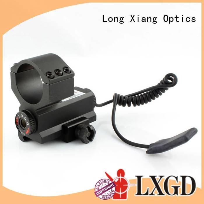 Long Xiang Optics glock tactical flashlight with laser power