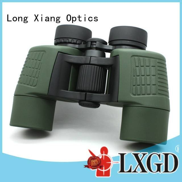 bath caps distance compact waterproof binoculars Long Xiang Optics