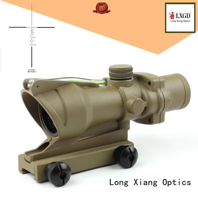 hunting Long Xiang Optics tactical scopes