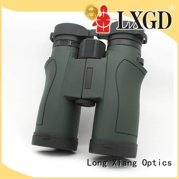 Hot waterproof binoculars binocular Long Xiang Optics Brand
