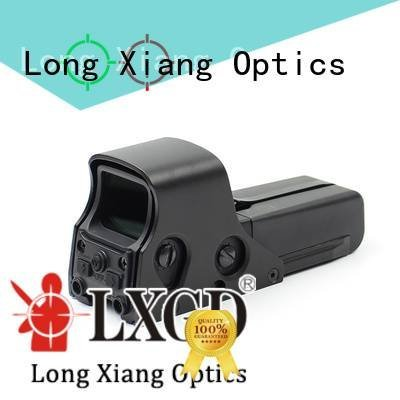 Custom tactical red dot sight 552 battery 1x22 Long Xiang Optics