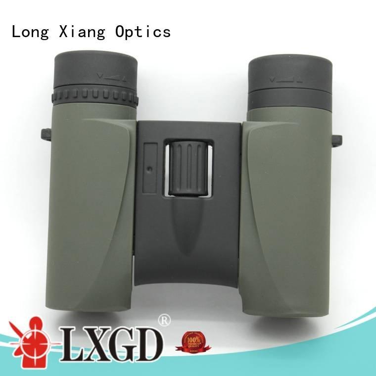 Long Xiang Optics Brand powerful compact waterproof binoculars