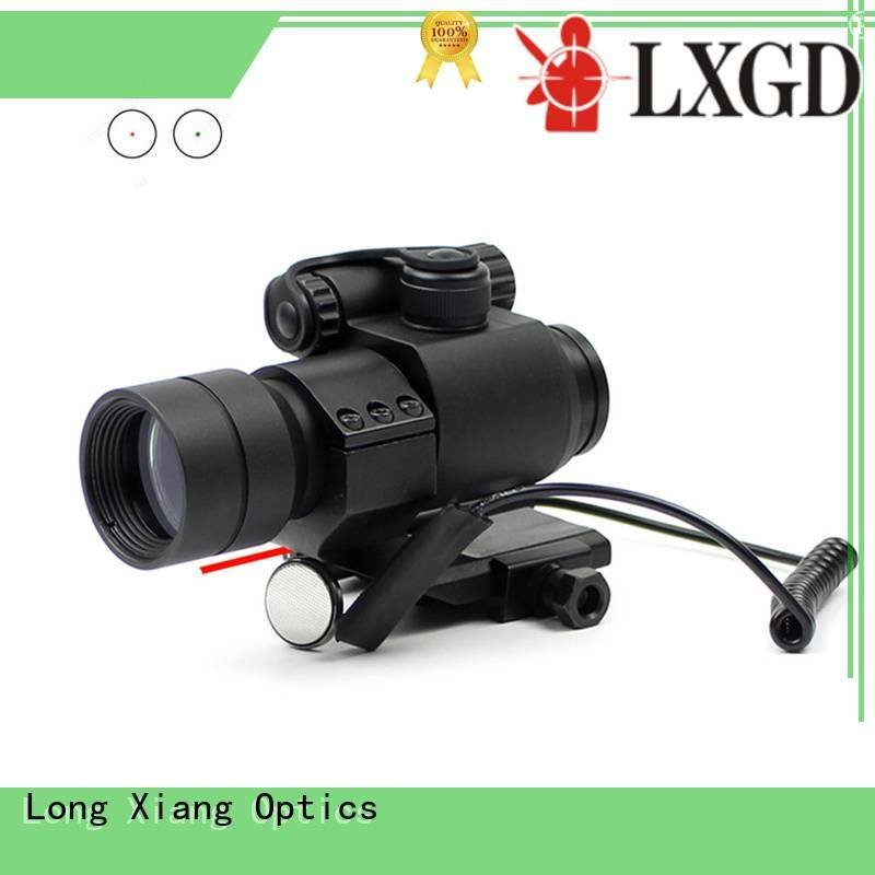 red 552 m2b combo Long Xiang Optics red dot sight reviews