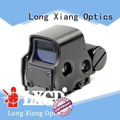 Long Xiang Optics Brand mount red dot sight reviews moa scopes