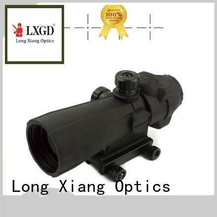 Long Xiang Optics Brand filed drop tactical scopes hunting optics