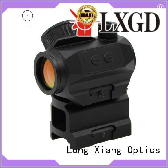 Long Xiang Optics Brand micro green tactical red dot sight