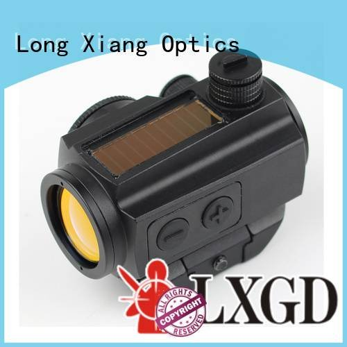Long Xiang Optics Brand 1x22 red dot sight reviews