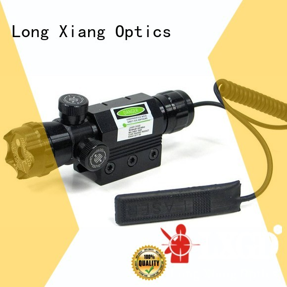 tail 5mw grip outdoor tactical laser pointer Long Xiang Optics