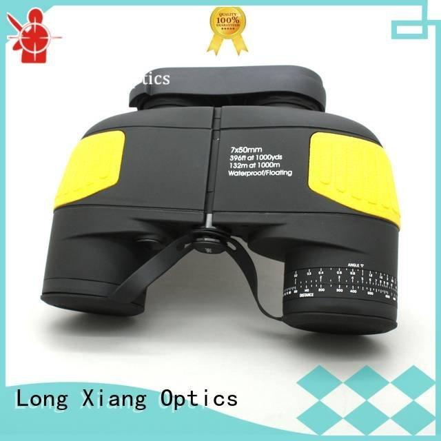 float compact waterproof binoculars Long Xiang Optics Brand