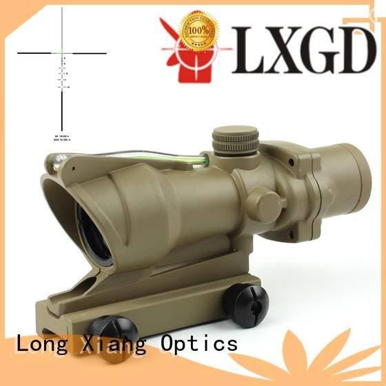 Quality Long Xiang Optics Brand vortex tactical scopes