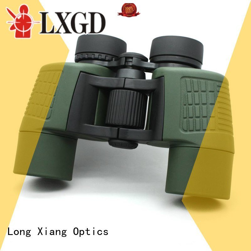 compact waterproof binoculars float cat Long Xiang Optics Brand