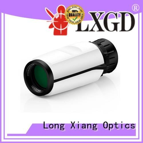 Long Xiang Optics Brand powerful small military night vision monocular spotting extendable