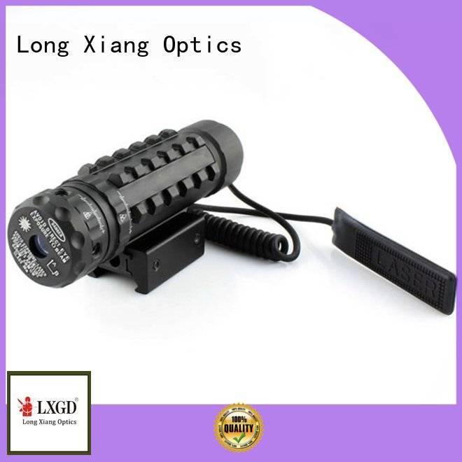 Long Xiang Optics Brand grip sights tactical laser pointer manufacture