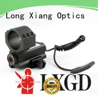 Long Xiang Optics Brand 532nm tail tactical laser pointer manufacture