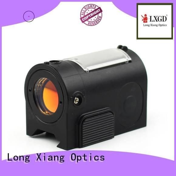 shooting scope red dot sight reviews Long Xiang Optics Brand
