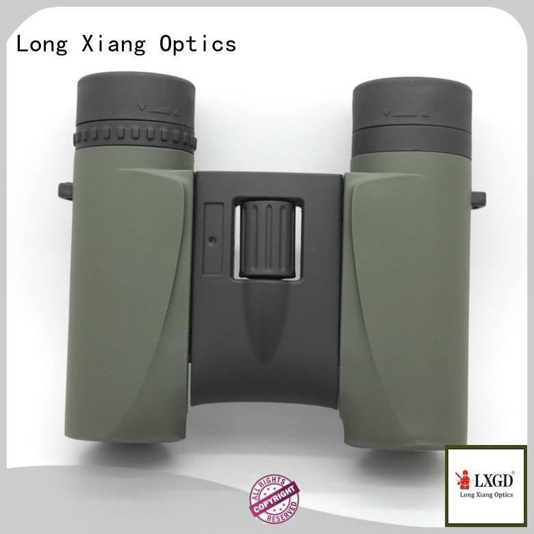 Long Xiang Optics Brand color marine black waterproof binoculars