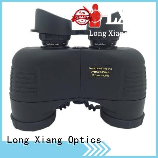 compact waterproof binoculars travel Long Xiang Optics Brand
