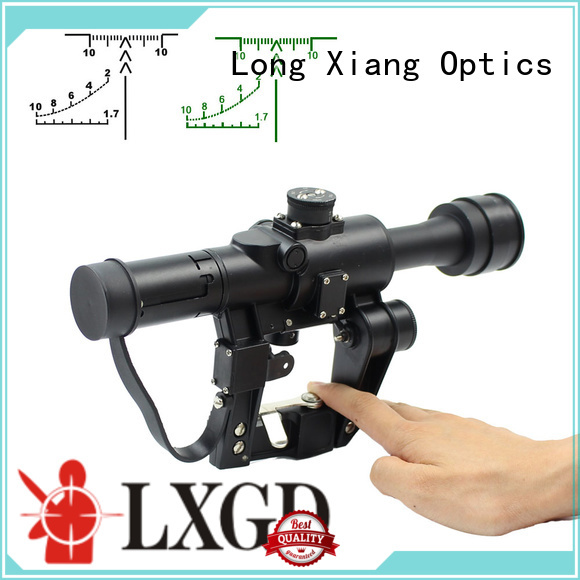 magnifier sight dr tactical scopes circle Long Xiang Optics Brand