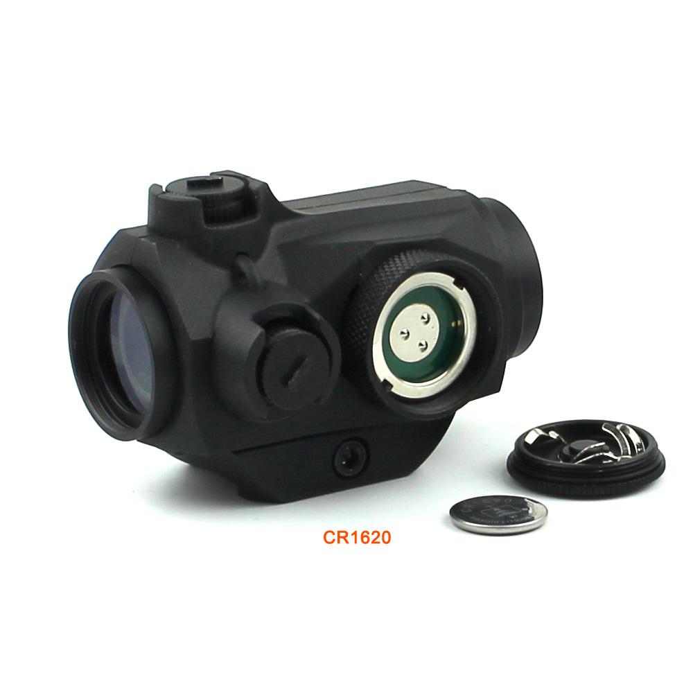 Long Xiang Optics-Newest Sight Micro Telescopic Sight Tough 2 MOA Red Dot Sight-3